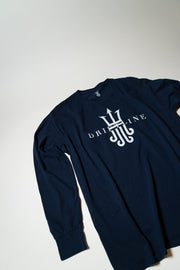Trident Blue Long Sleeve