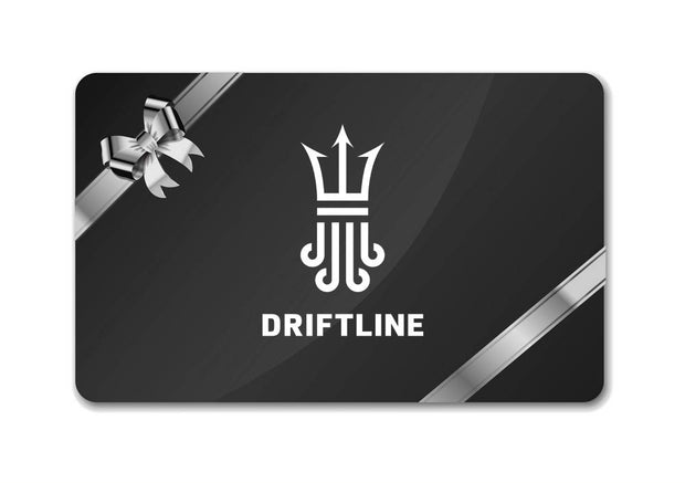 "Driftline Gift Card ""The Drifty Gifty"""