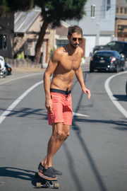 Session Men's Boardshorts | Living Coral