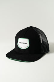 Seafoam Splash Corduroy Trucker Hat