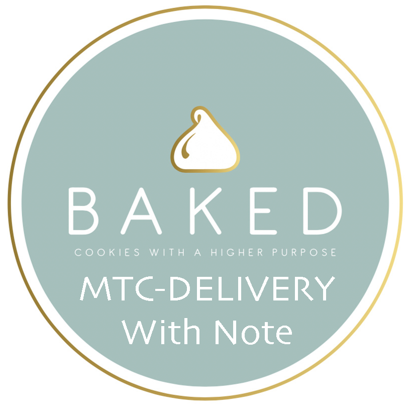 BAKED Cookie Delivery ( MTC