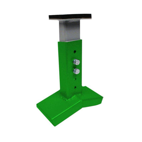 FORK SEAL SAVER - ALUMINIUM ADJUSTABLE GREEN