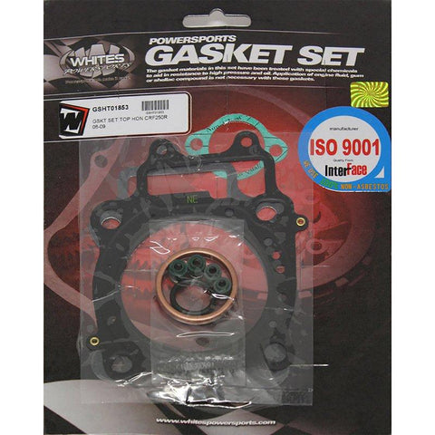 GASKET SET TOP - HONDA CRF250R 08-09