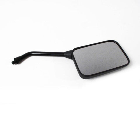 MIRROR - BLACK AX TYPE 10x1.25 LH