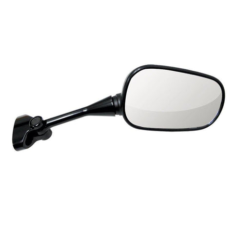MIRROR - BLACK HONDA VFR800 02- RH