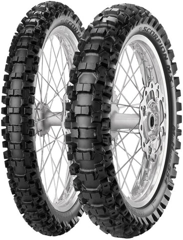 Pirelli Scorpion MX Mid Hard 554