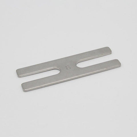 CARTRIDGE ROD HOLDING PLATE