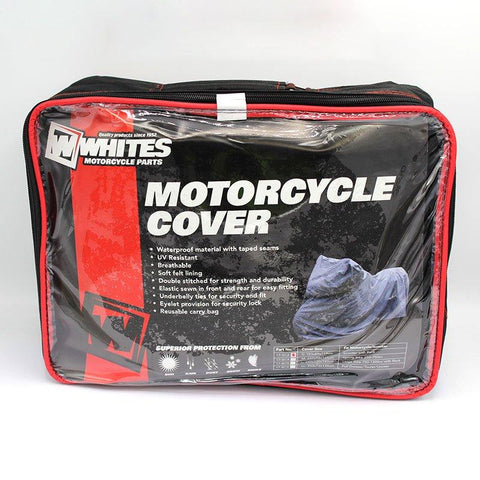 PREMIUM BIKE COVER - SCOOTER WITH RACK