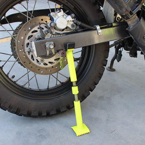 EMERGENCY SIDE STAND - EXTENDABLE PROP SHAFT
