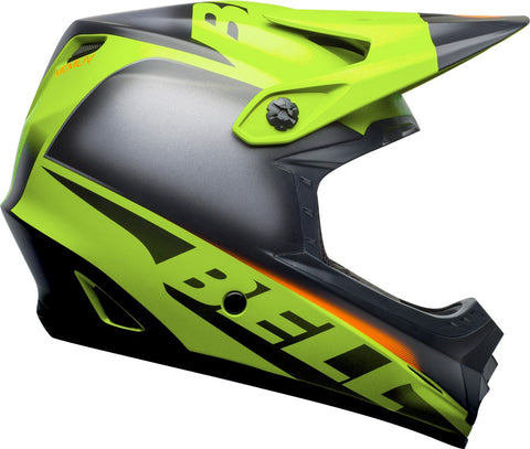 Bell Moto-9 MIPS Youth Glory Matte Green/Black/Infrared