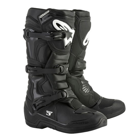 Alpinestars Tech-3 MX Boots Black