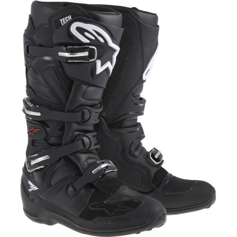 Alpinestars Tech-7 MX Boots Black