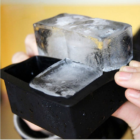 FREE - Extra Large Whiskey Ice Cube Tray.  Impress your guests with your Whiskey.