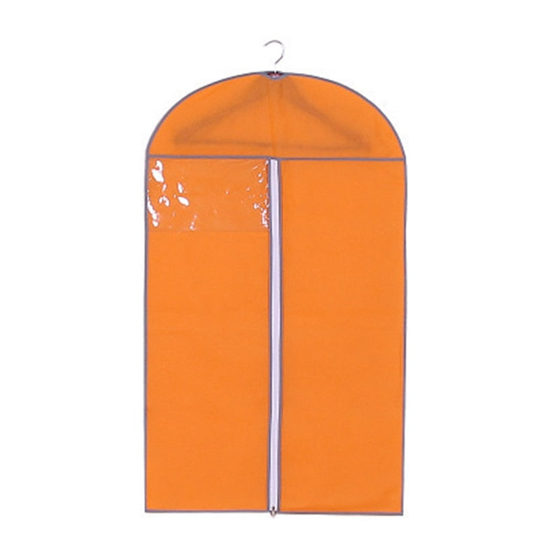Travel Storage Garment Bags With Transparent Window