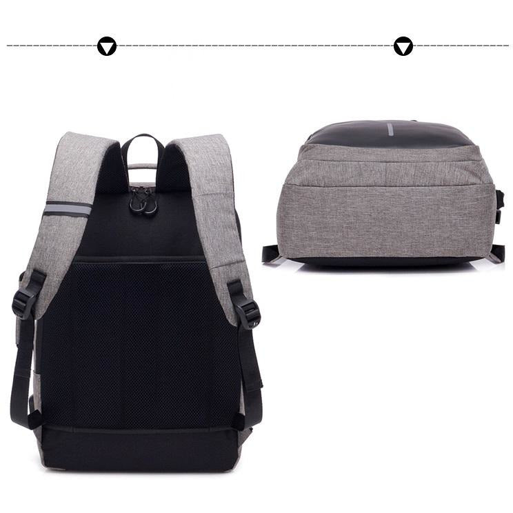 DestinationXYZ Anti-theft Travel Backpack