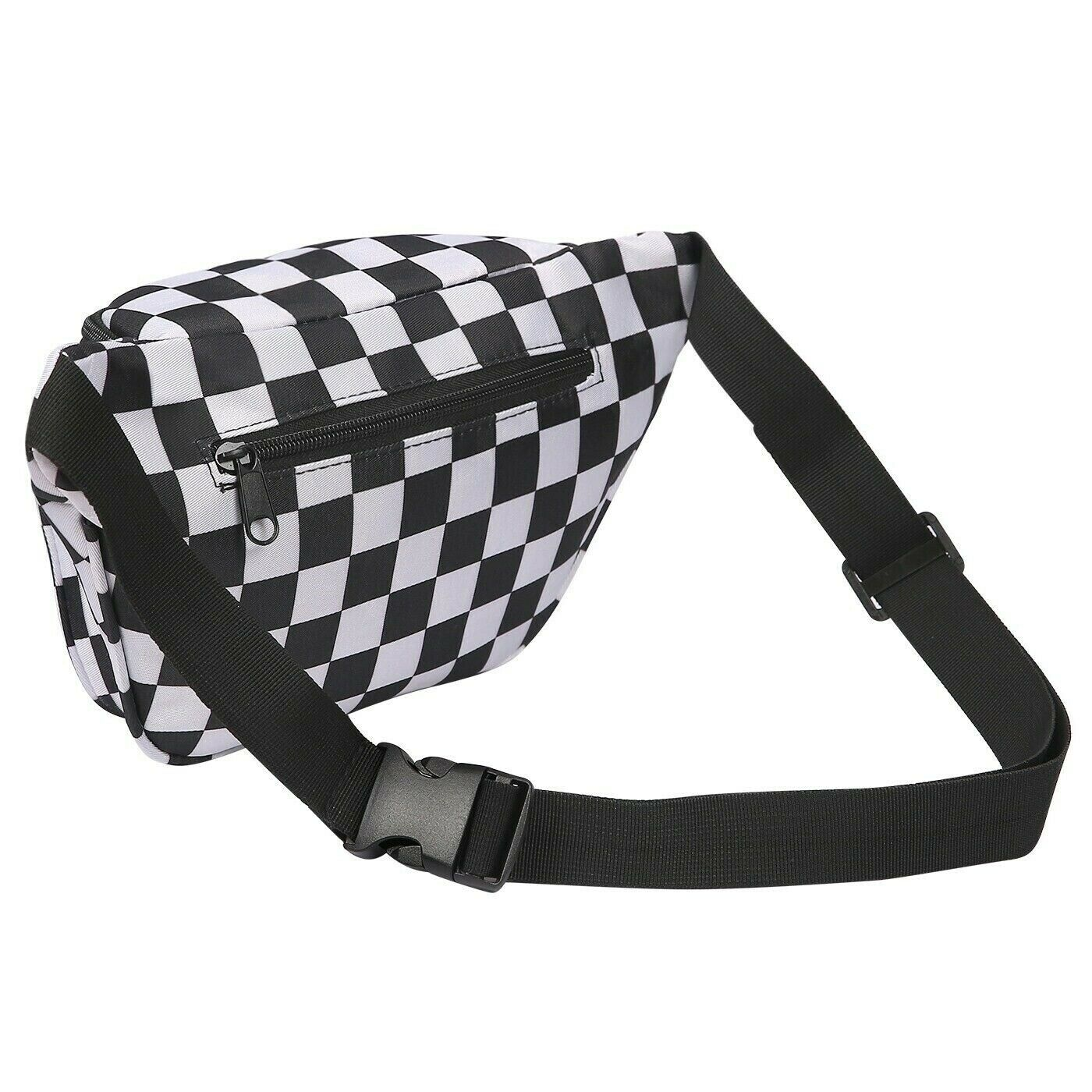 Fanny Pack Festival Outdoor Travel Crossbody Hip Bag Waist Pack