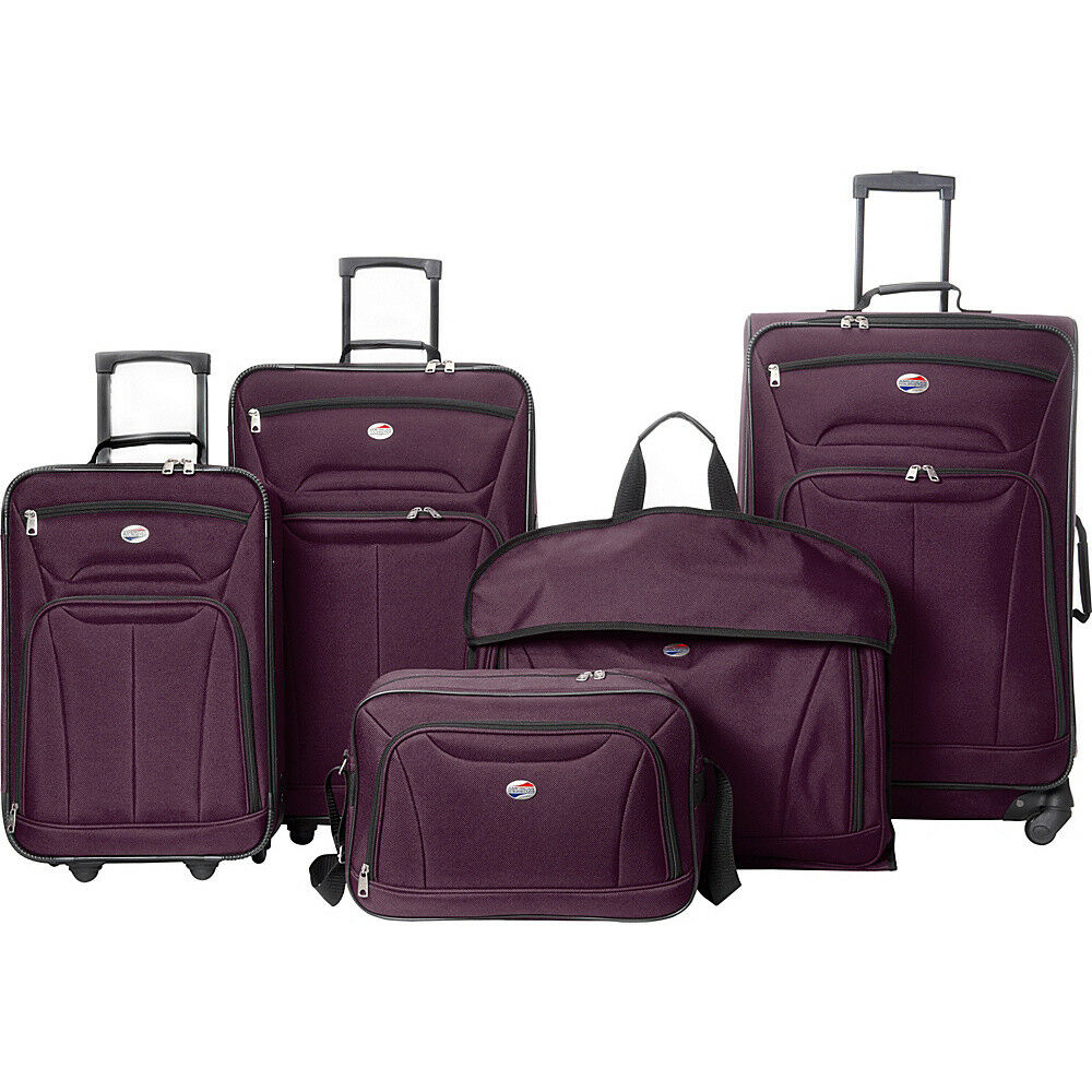 Wakefield 5 Piece Luggage Set