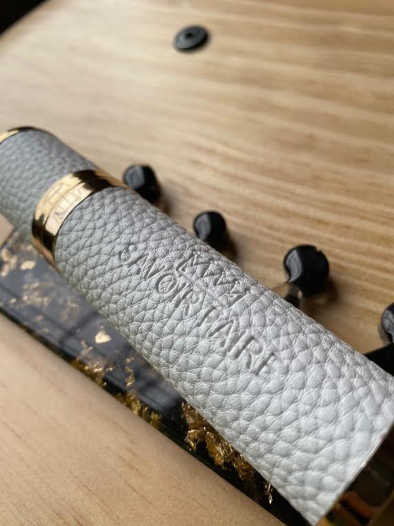 VEGAN LEATHER CIGAR CLUTCH