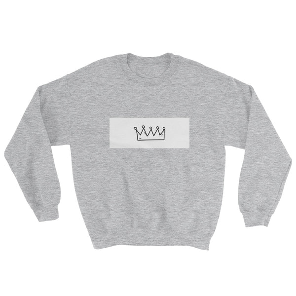 Savoir Faire Crown Sweatshirt