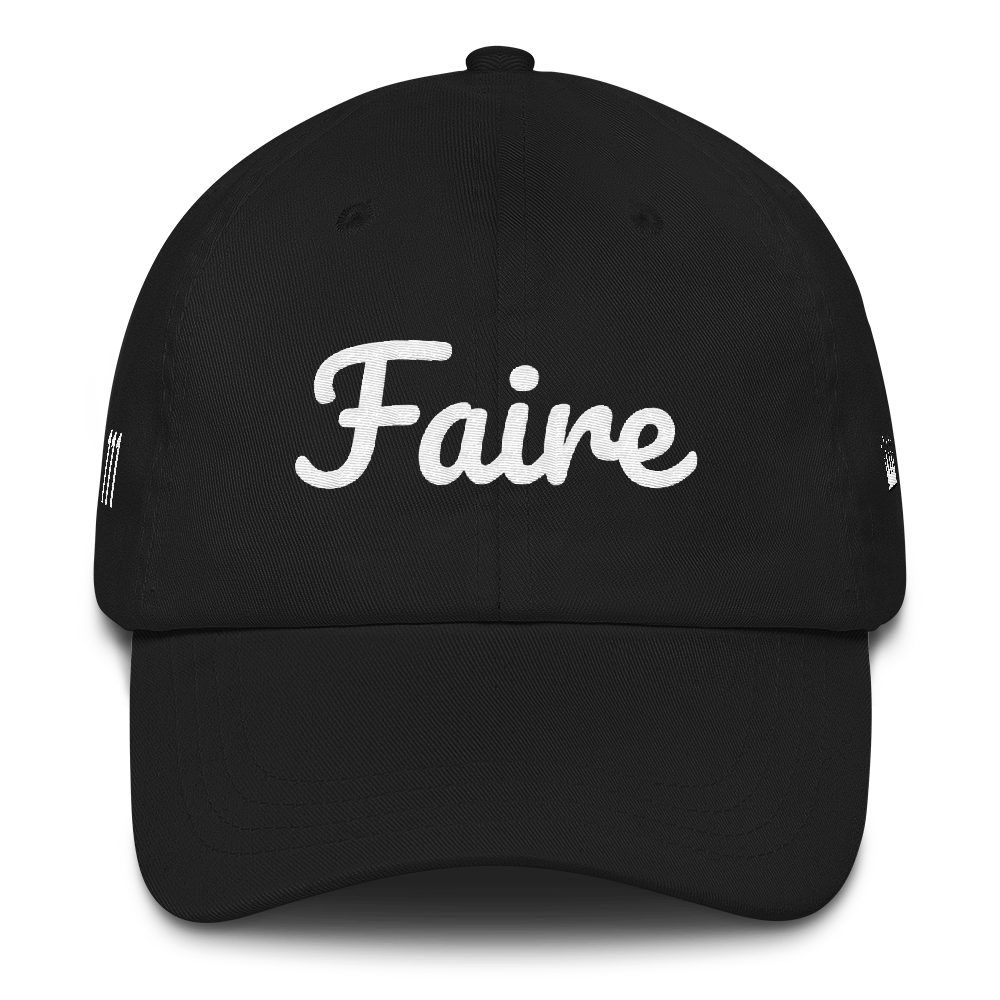 Faire Dad Hat