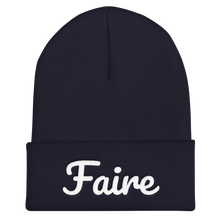 Load image into Gallery viewer, Faire Beanie