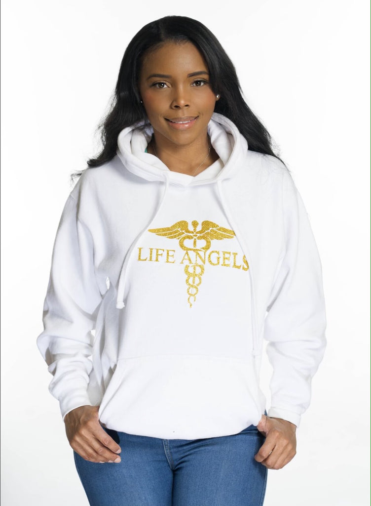Life Angels Pullover