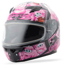 Gm49Y Youth Snow Helmet