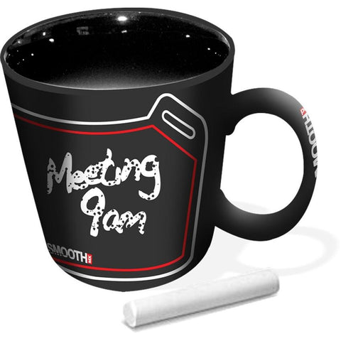 Smooth Industries Pit Board Coffee Mug