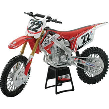 Die-Cast Replica Chad Reed Two Two Motorsports 2012 1:6