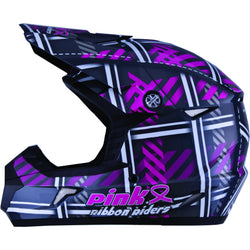 MX-46 Pink Ribbon Helmet