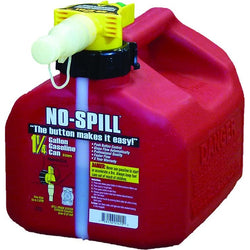 No Spill Gas Cans