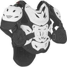 5.5 Adult Pro Chest Protector White