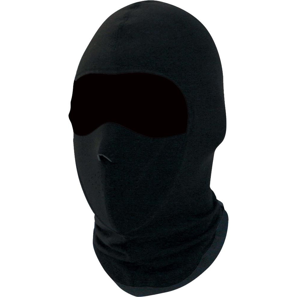 Balaclava Coolmax W/Mask Black