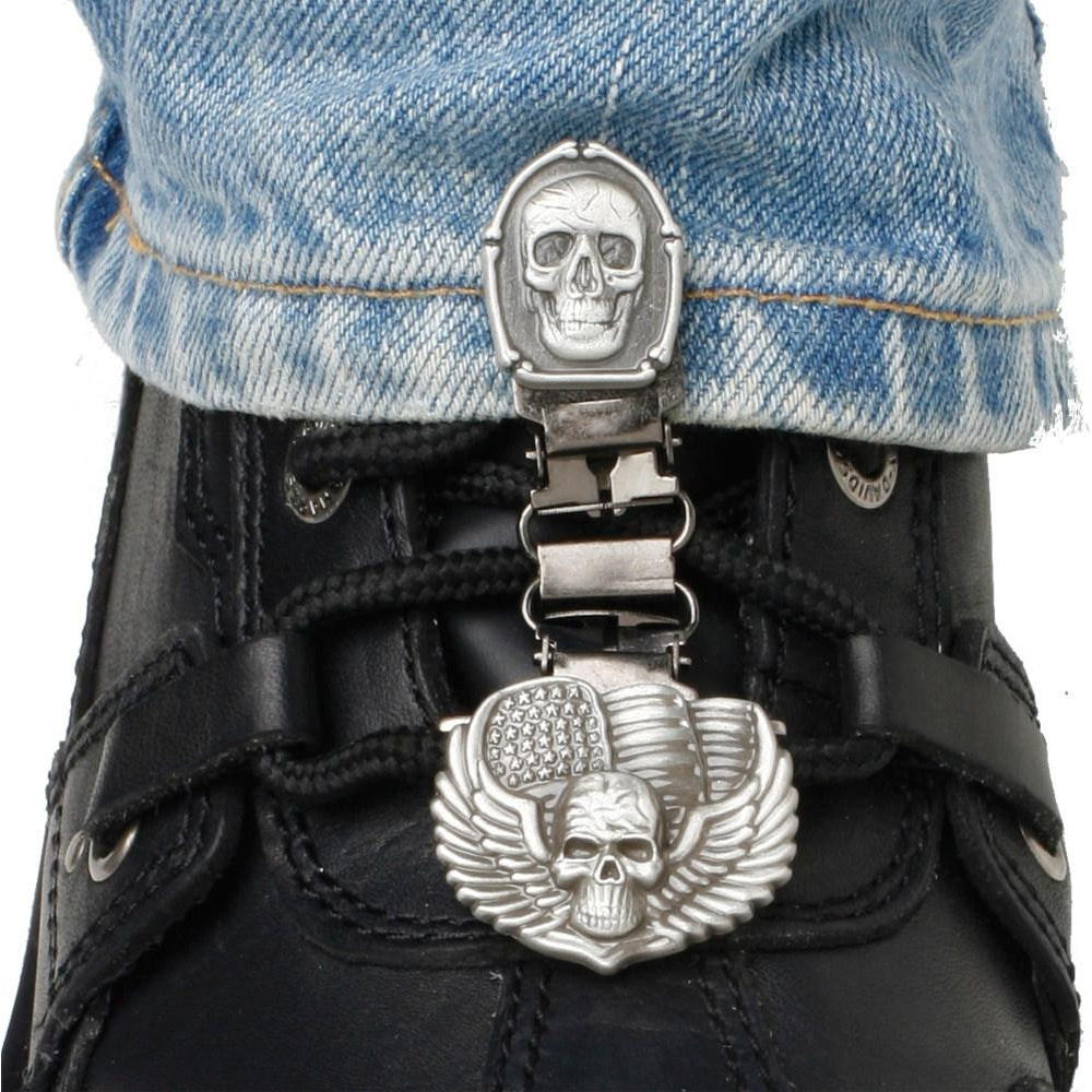 Ryder Clips Laced Boot
