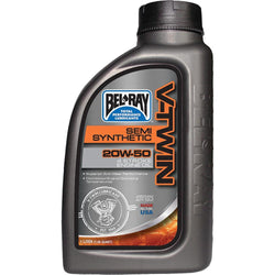 V-Twin Semi-Synthetic Engine Oil
