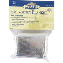 Polarshield Emergency Blanket Standard Shirt Pocket Size 2Oz