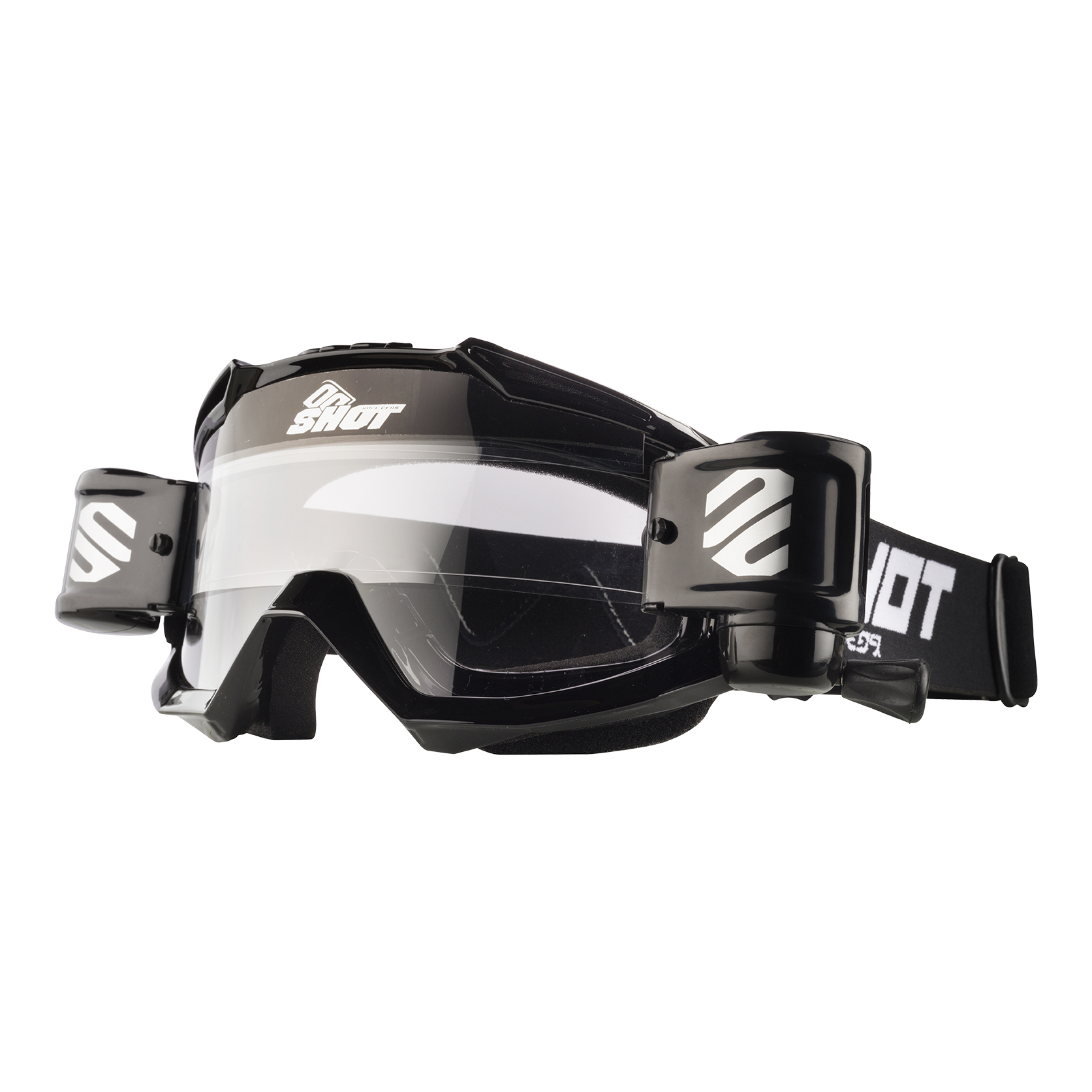 Assault Roll-Off Goggle