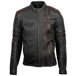 1909 Vintage Leather Jacket