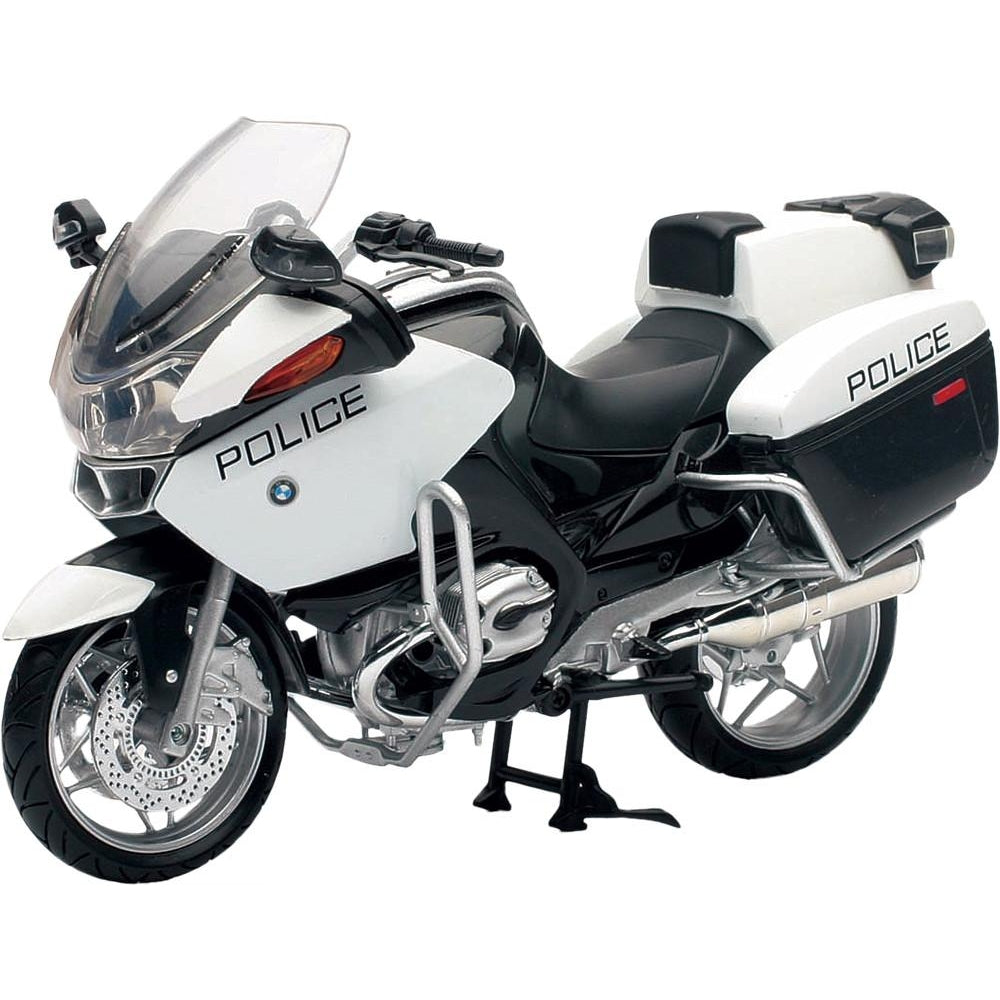 Die-Cast Replica Bmw R1200 Rt-P Us Police Bike