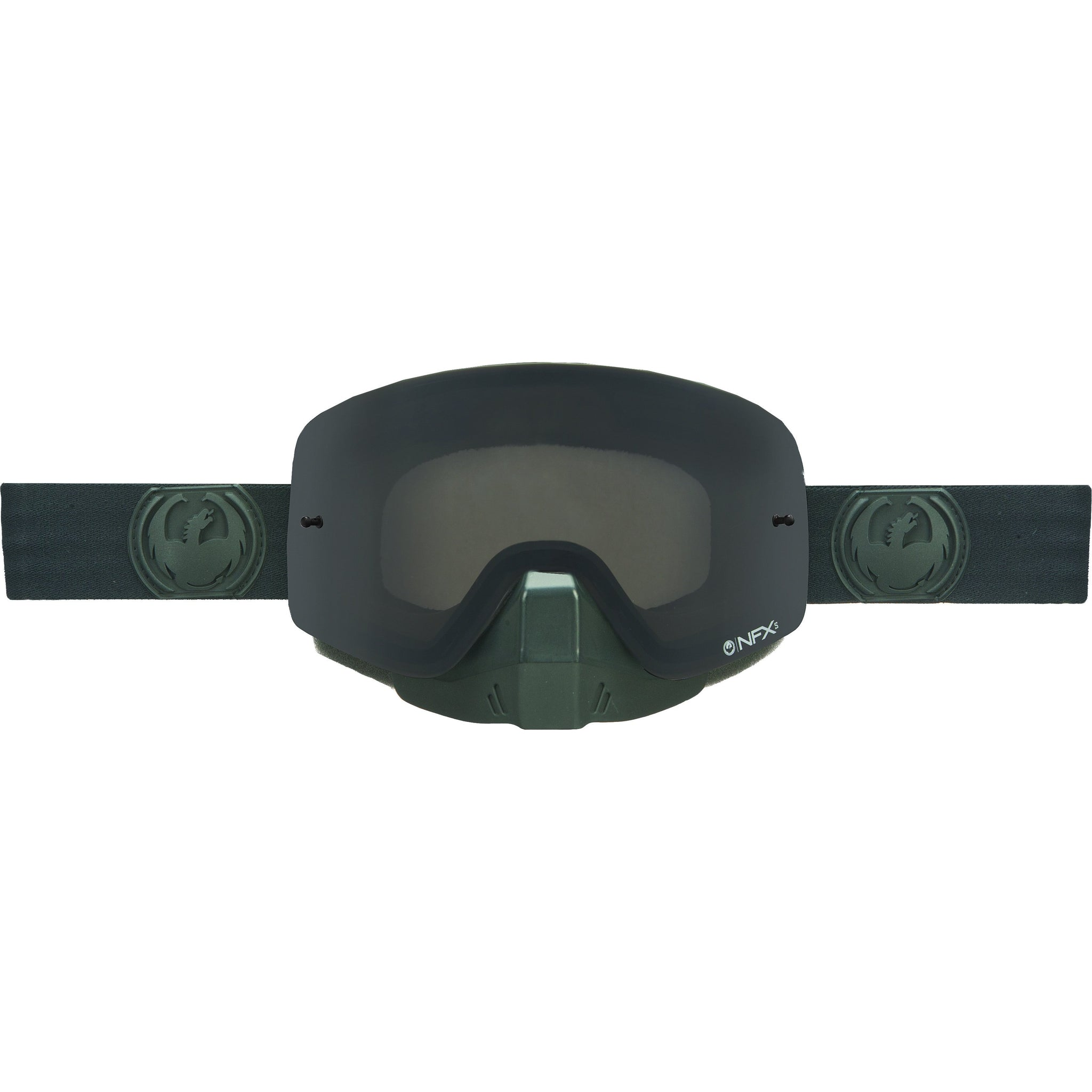 "NFXS Polycarbonate Snow Goggle ""Knight Rider"" Kit"