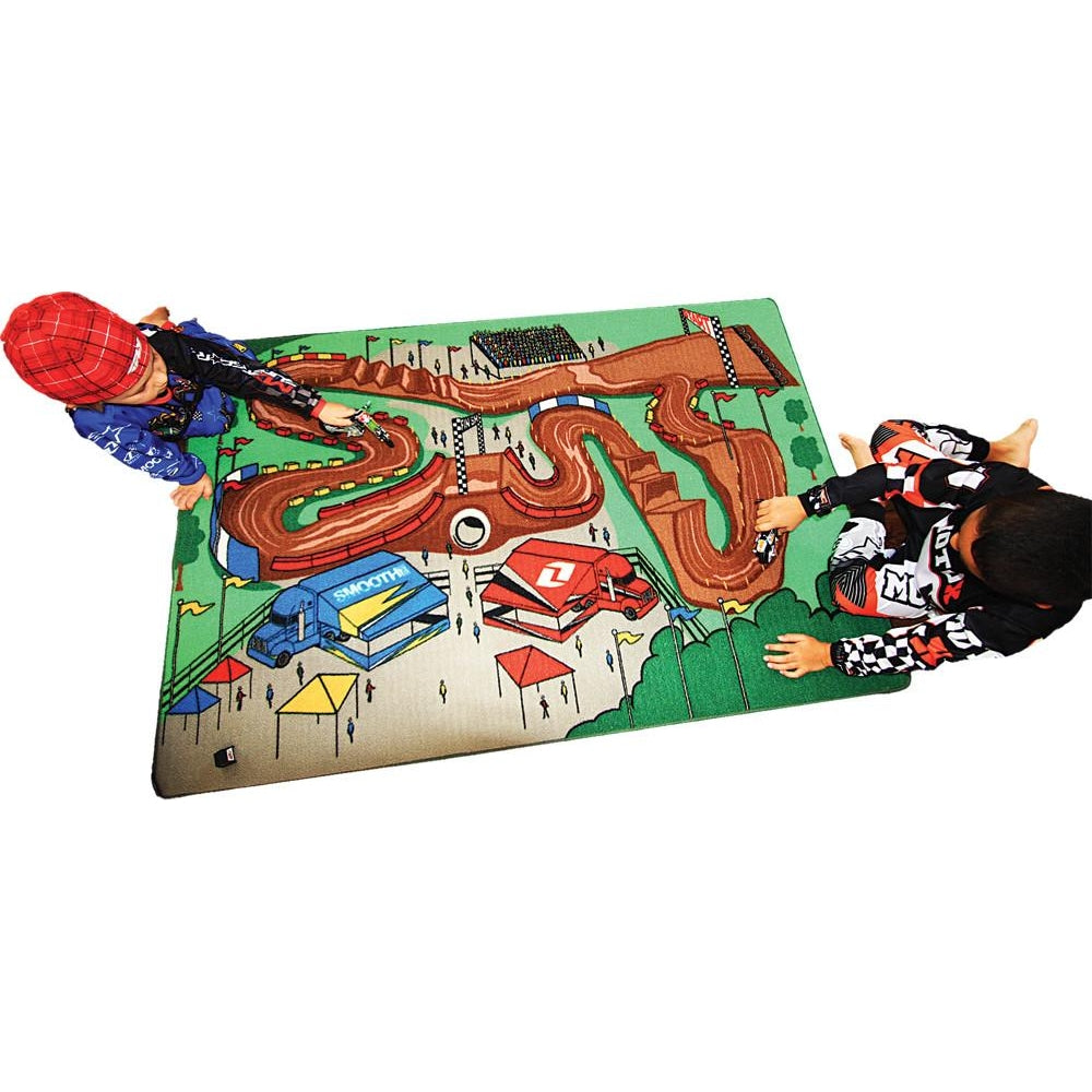 Smooth Industries MX Activity Rug