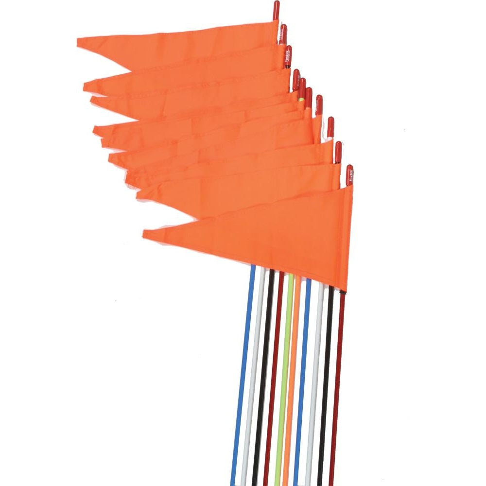 Stud Mount Firestik Flag 7' 10-Pack