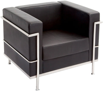 Galaxy Single Lounge - Cheap Office Furniture Sydney