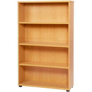 Harmony Bookcase 1200 - Cheap Office Furniture Sydney