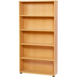Harmony Bookcase 1800 - Cheap Office Furniture Sydney