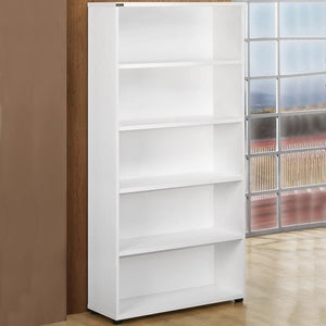 Ice Bookcase 1800 - Cheap Office Furniture Sydney