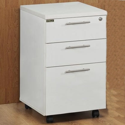 Ice Mobile Pedestal 3 Drawers - Cheap Office Furniture Sydney