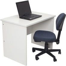 Laptop Table White - Cheap Office Furniture Sydney