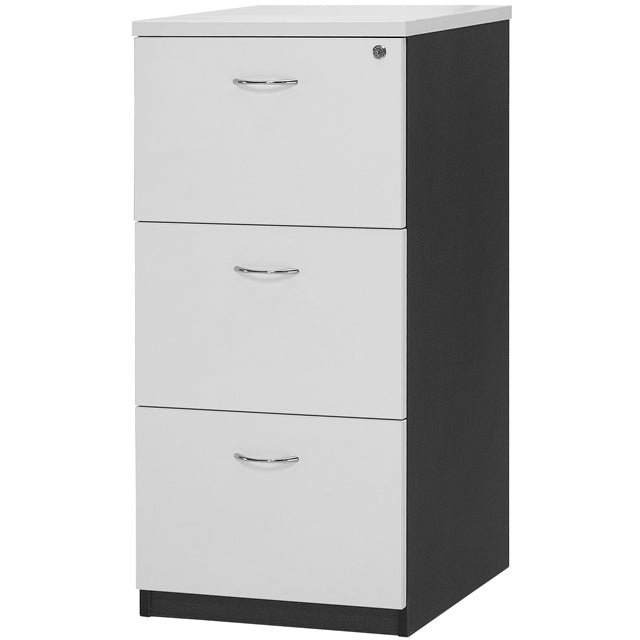 Lawson Filing Cabinet 3 Drawers - Cheap Office Furniture Sydney