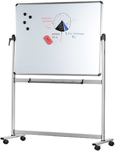Mobile Whiteboard Small - Cheap Office Furniture Sydney